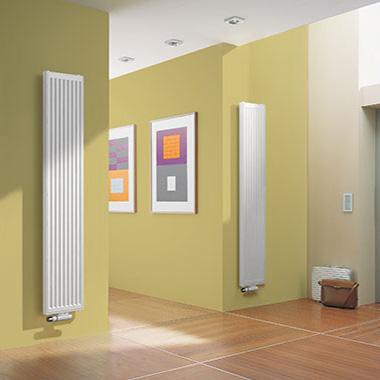 radiatore standard verticale verteo profilo