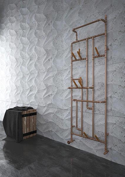 radiatore verticale pajak bagno