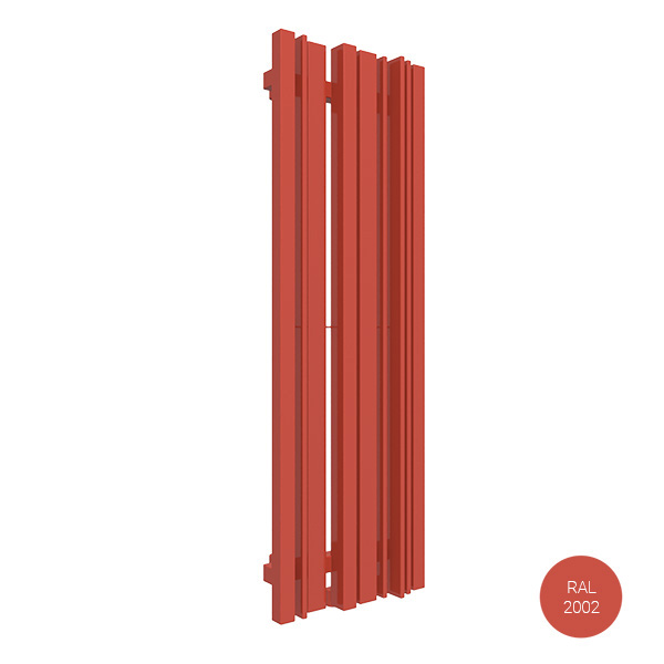 radiatore verticale ral2002 sherwoodvzx