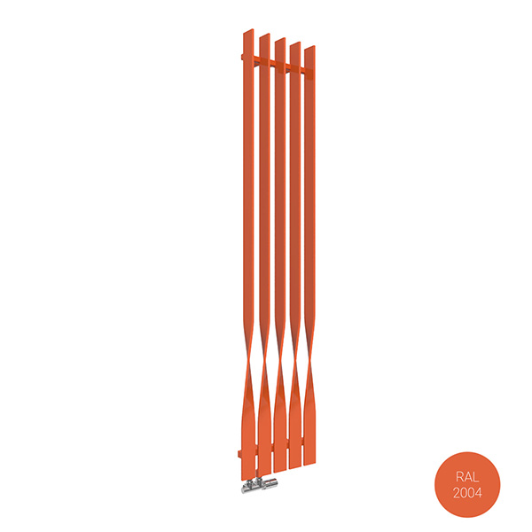 radiatore verticale ral2004 cyklonyl