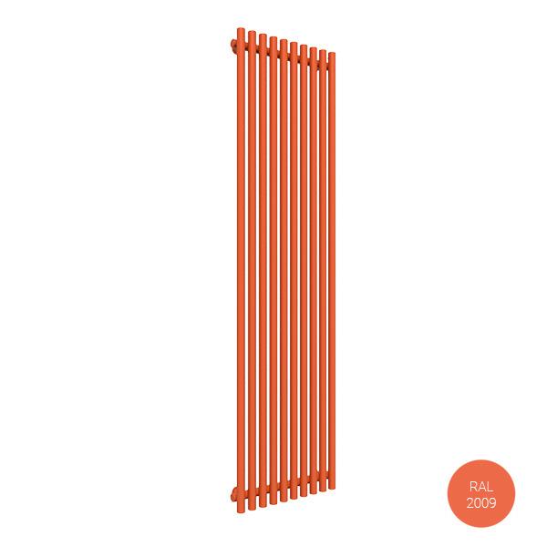 radiatore verticale ral2009 tunevwssx