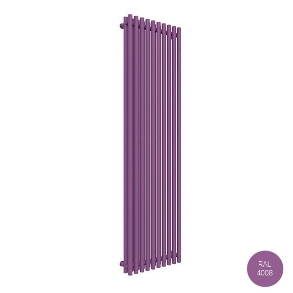 radiatore verticale ral4008 tunevwdsx