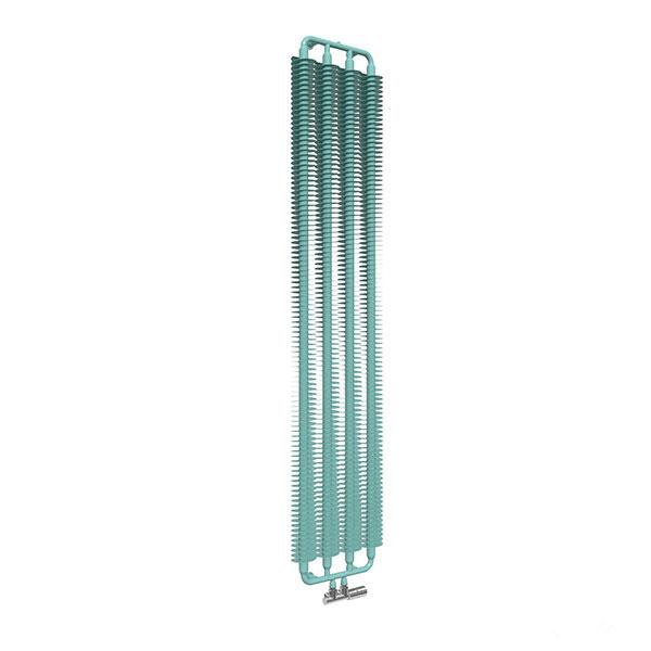 radiatore verticale ral6027 ribbonvzx