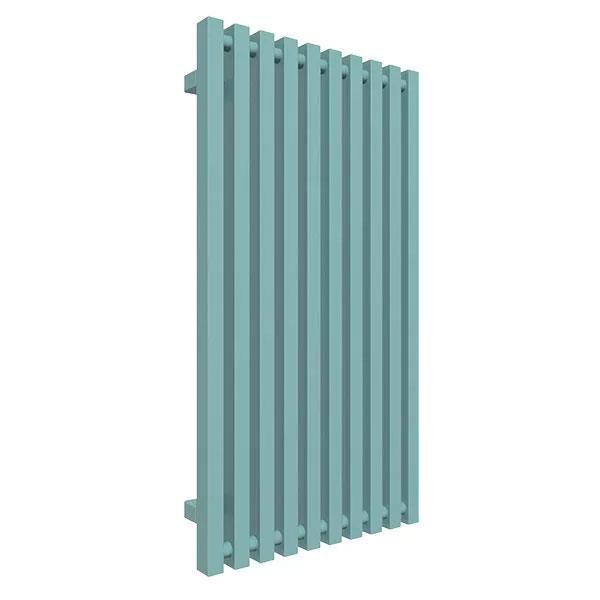 radiatore verticale ral6034 trigazx