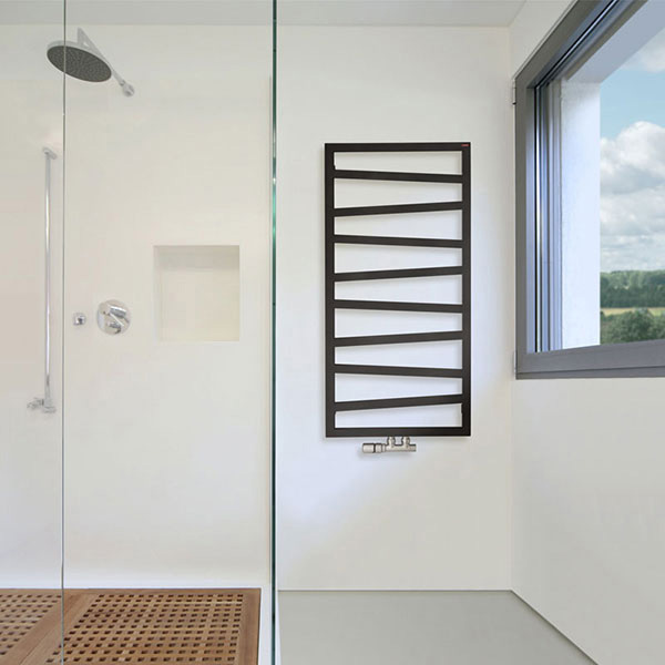 radiatore verticale zigzagzxn bagno