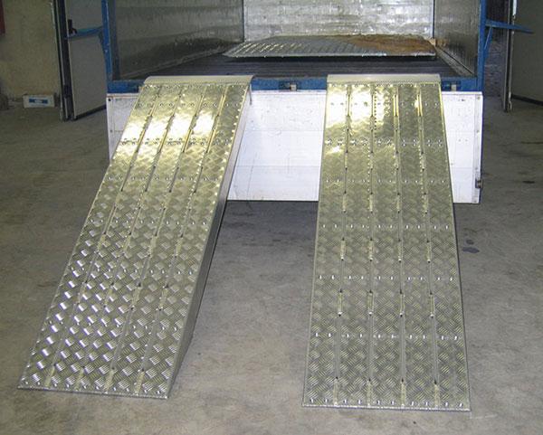 installazione rampa m120
