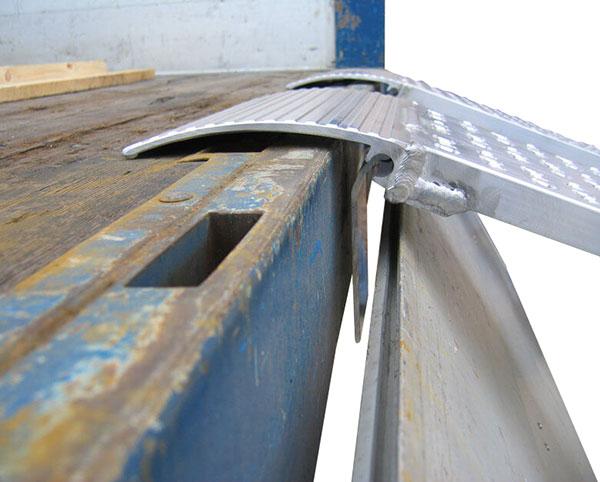 installazione rampa