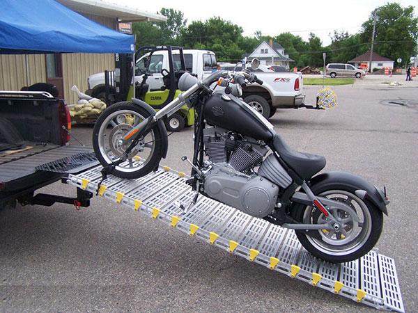 moto rampa