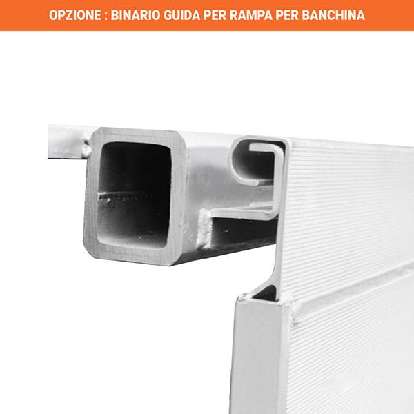 opzione rampa per banchina MS040G