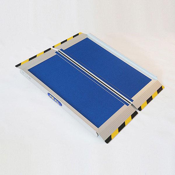 rampa alluminio accesso pmr RDPF701