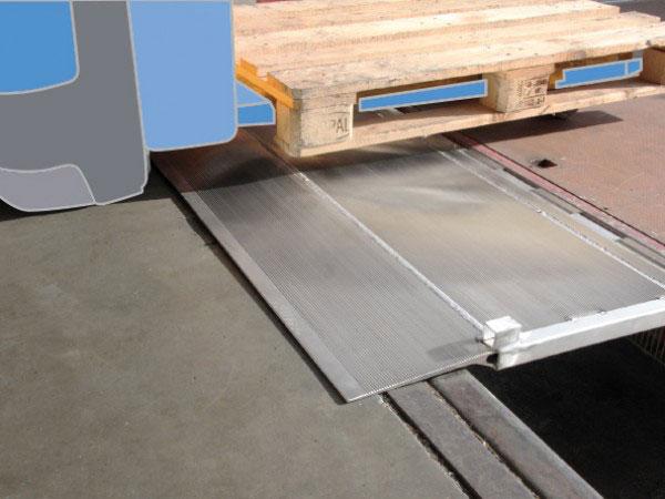 rampa alluminio ms030al