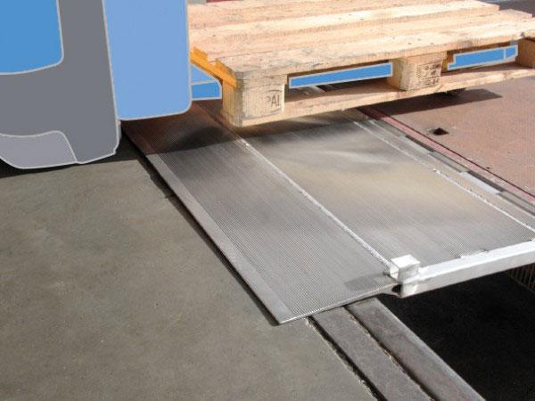 rampa alluminio ms040al