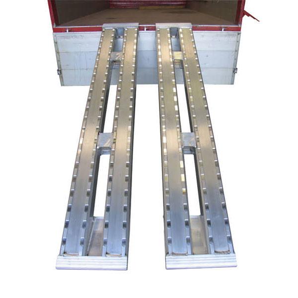 rampa carico m120f macchinari cingolate in ferro