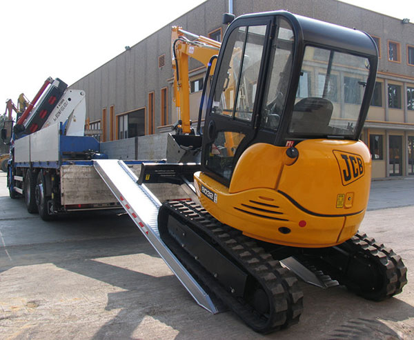 rampa carico m135c