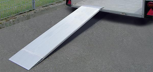 rampa di carico 750mm ahf