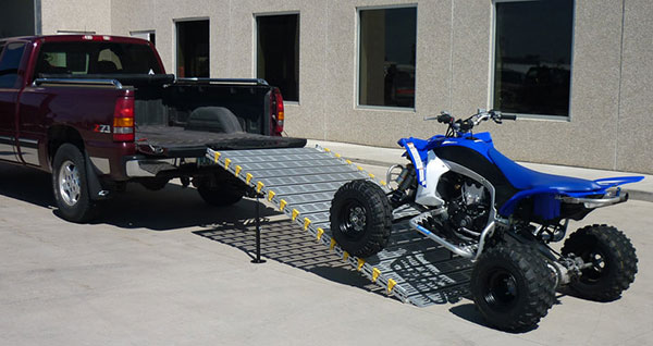rampa per quad
