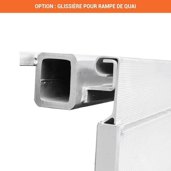 option rampe de quai MS040G