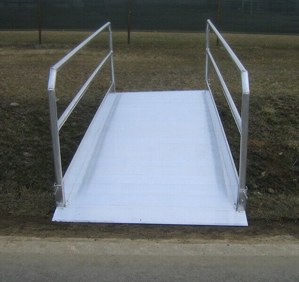 passage rampe