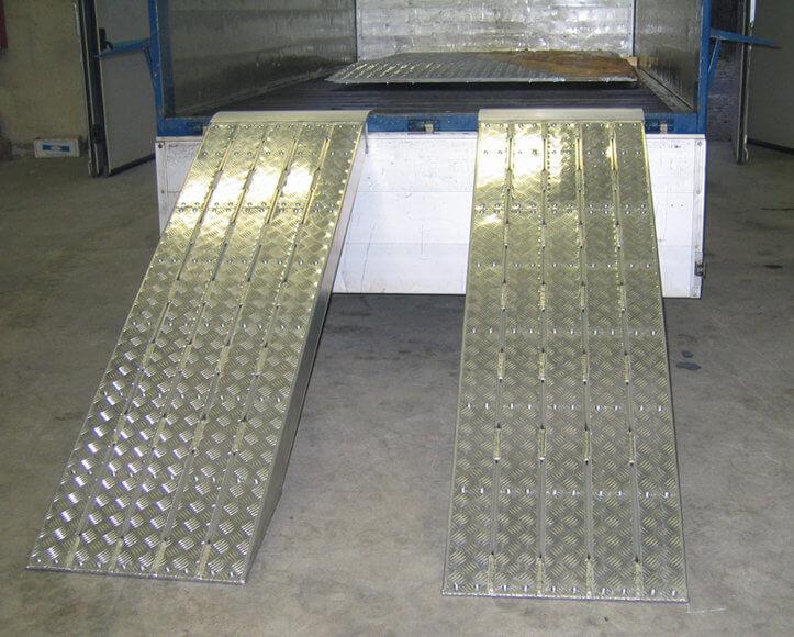 pose rampe m120