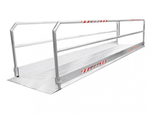 rampe acces pietons