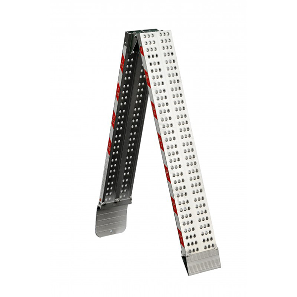 rampe de chargement pliee 250cm