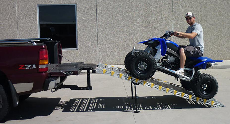 rampe de quad