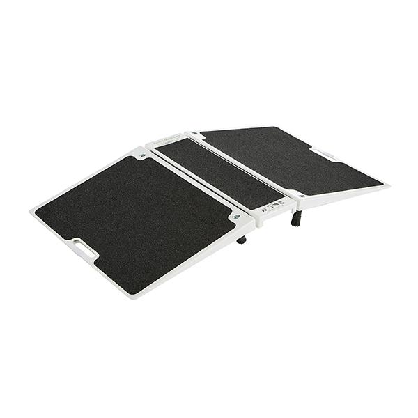 rampe de seuil pliante amovible