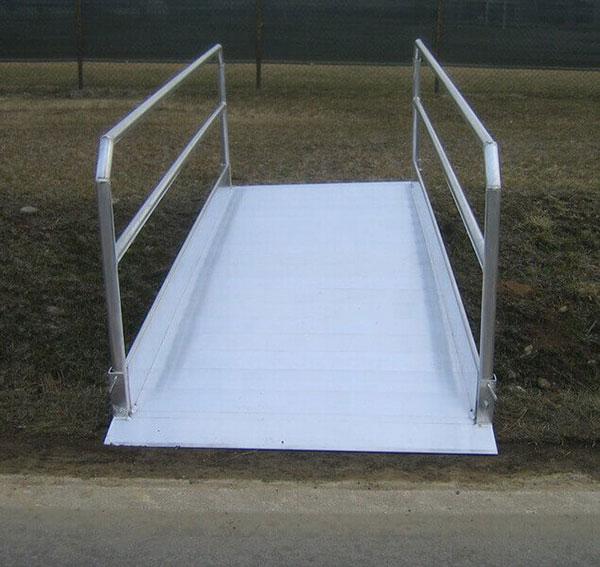 rampe passage