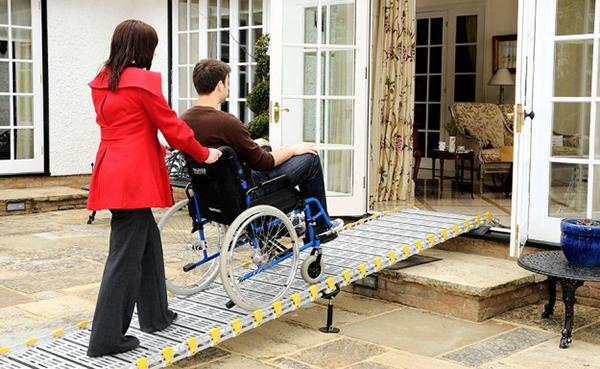 rampe pour handicape