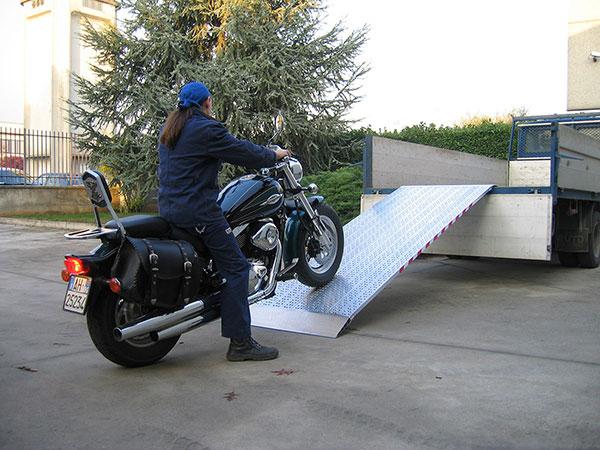 rampe pour moto m040