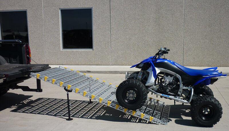 rampe pour quad