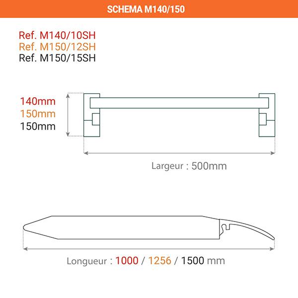 schema M140 150