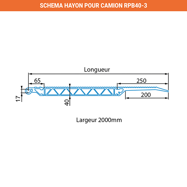 schema hayon pour camion rpb40 3