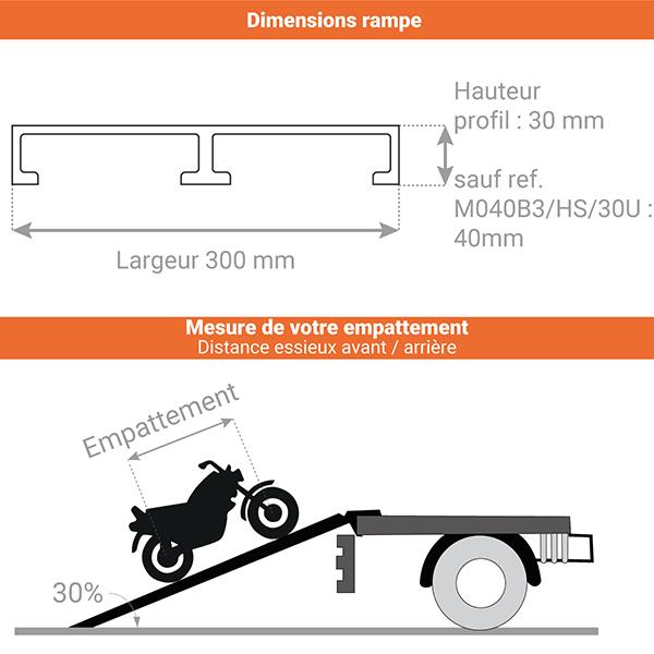 schema rampe chargement m030B3 moto