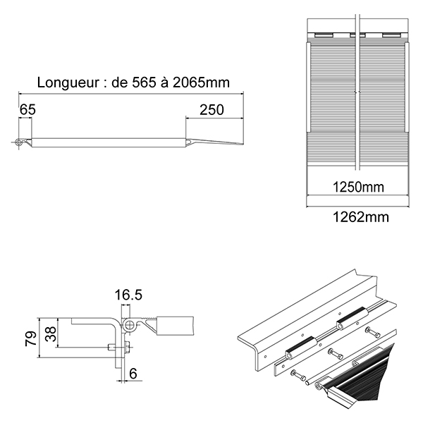 schema rampe ms040 al