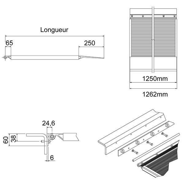 schema rampe ms40 ac