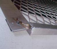angle de la rampe