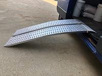 rampe chargement HSC 300