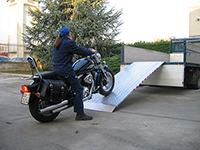 rampe pour moto m030