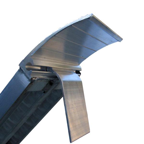 tete de la rampe de chargement