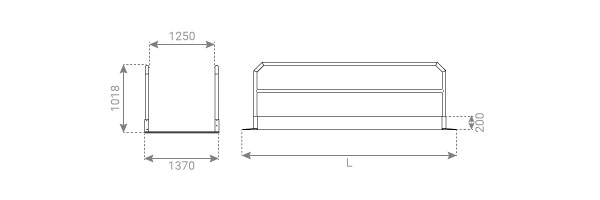 schema rampe MP 12U