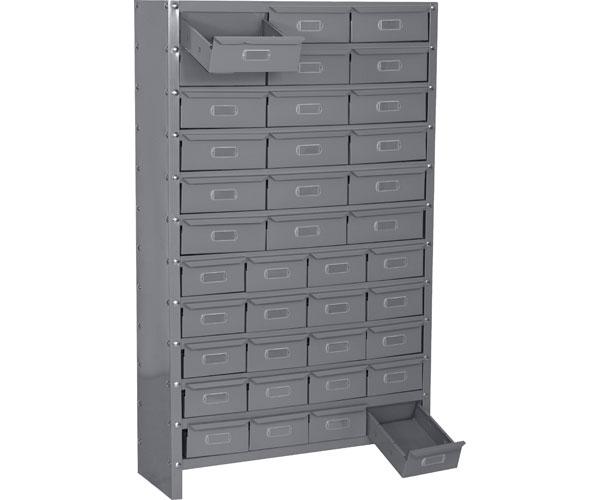 Armoire industrielle 38 tiroirs
