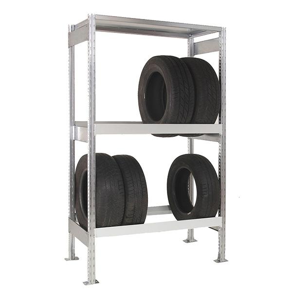 Petit rack à pneus