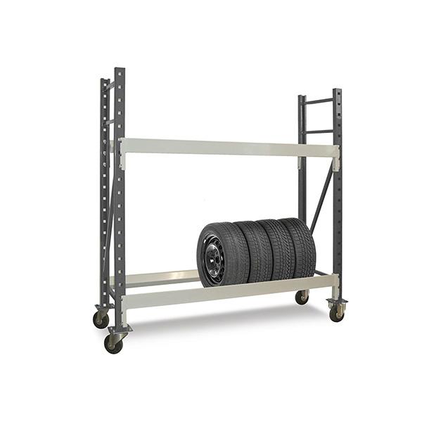 rack a pneus mobile