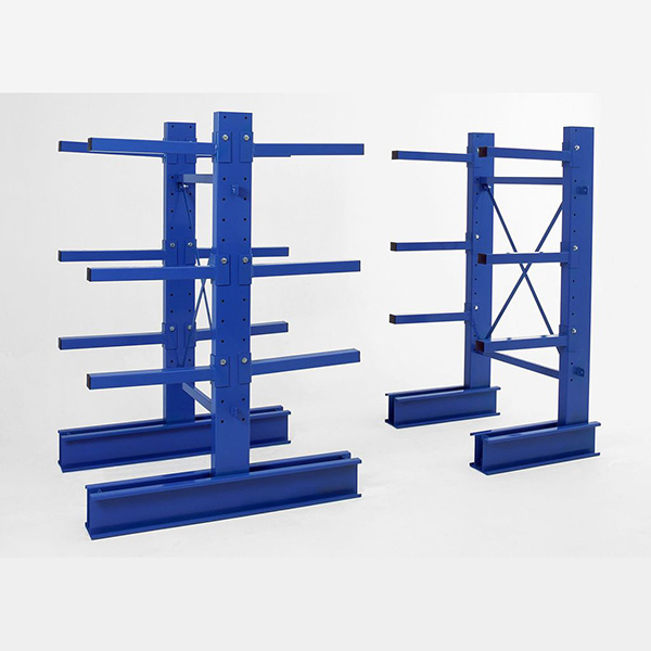 rack cantilever charge lourde