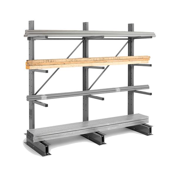 rack cantilever leger 1 cote 700mm