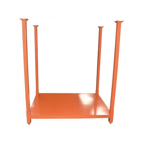 rack mobile empilable plateau