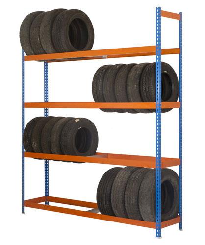 Rack a pneu pour atelier