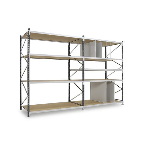 rack stockage 4 niveaux picking