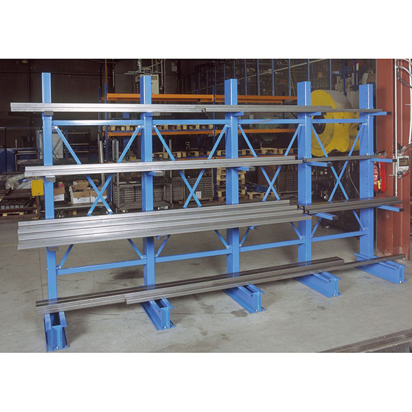 rack stockage cantilever leger